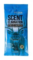 D/CODE illatmentes szagtalanító nedves törlőkendő (24db/csomag)